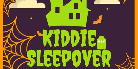 PhillyPlayCare Presents: Kiddie Sleepover