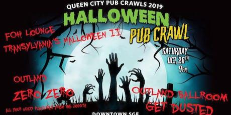 Get Dusted, Transylvania, Zero Zero - Halloween Pub Crawl tickets