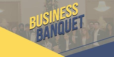 Business Banquet 2019 tickets