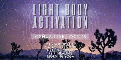 Quantum Light Body Activation
