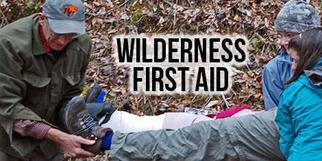 Wilderness First Aid Night Classes