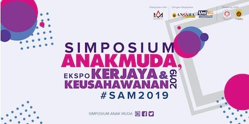 Simposium Anak Muda, Ekspo Kerjaya & Keusahawanan  #SAM2019