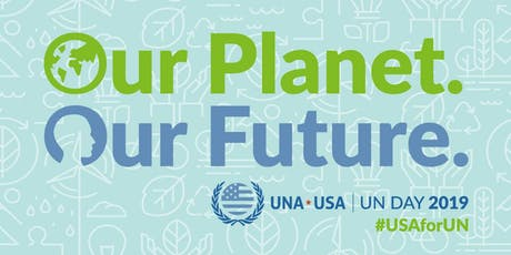 United Nations Day Dinner 2019: Our Planet, Our Future tickets
