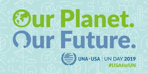 United Nations Day Dinner 2019: Our Planet, Our Future