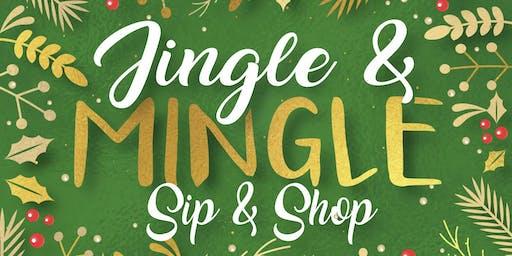 Jingle and Mingle Kendra Scott Sip & Shop