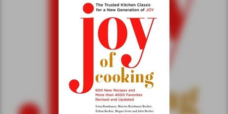 Joy of Cooking Launch Celebration at Williams Sonoma Columbus Circle tickets