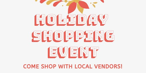 Black Friday Holiday Shopping Event