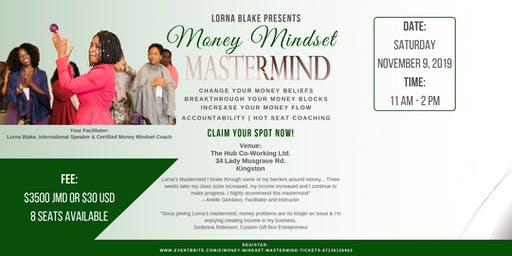 Money Mindset Mastermind