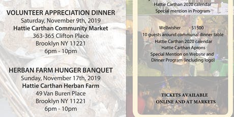 Communal Dinner at the Hattie Carthan Herban Farm tickets