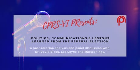 Politics, communications & lessons learned from the Federal election tickets