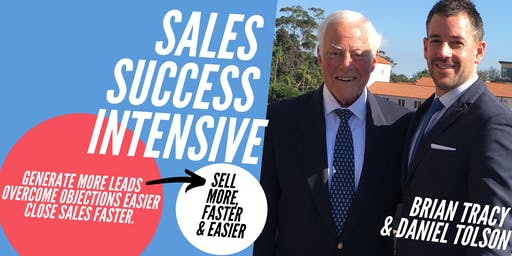 Sales Success Intensive - Adelaide
