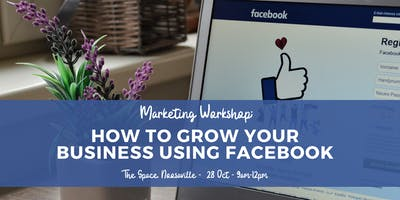 How to grow your business using Facebook