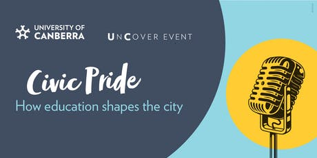 Uncover Event: Civic pride - How education shapes the city tickets