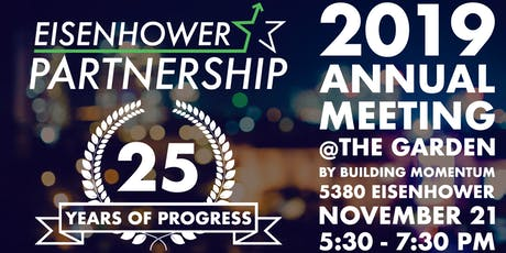 Eisenhower Partnership 2019 Annual Meeting tickets