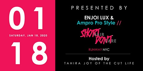 Short Hair Don't Care Runway NYC tickets