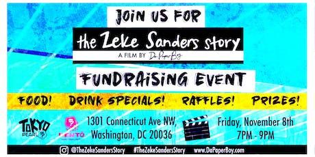 The Zeke Sanders Story (Short Film) - Fundraising Happy Hour tickets