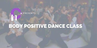 Body Positive Dance Class:  Co-ed Halloween Edition