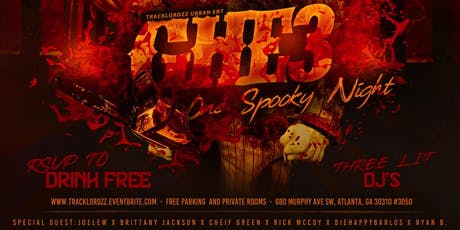 Green House Effect 3 x One Spooky Night tickets