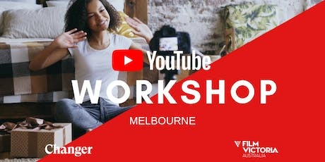YouTube Content Creation Workshop Melbourne tickets