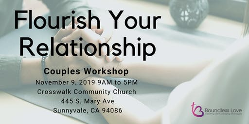 Flourish Your Relationship With God (Couples Workshop)