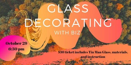 Glass Decorating