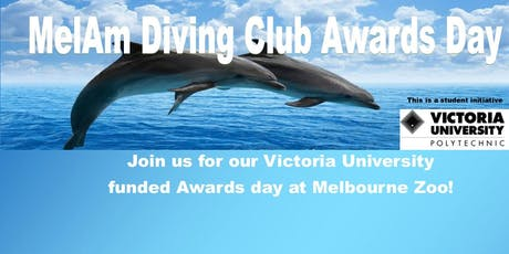 MelAm Diving Club Awards Day tickets