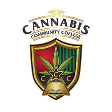 Cannabis Community College  logo