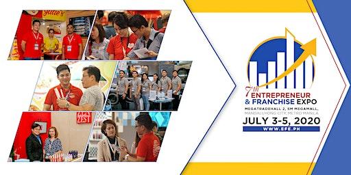 7th Entrepreneur & Franchise Expo