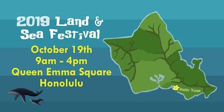 Hook+Line at Land & Sea Festival tickets