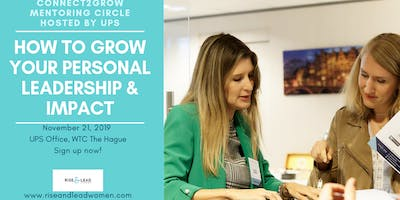 How to Grow Your Personal Leadership & Impact. End