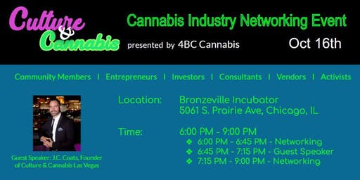 Cannabis Industry Networking Event