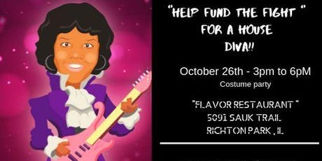Help Fund The Fight For A House Diva tickets
