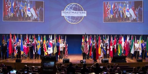 Toastmaster Division C Area 21 Fall Contest