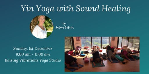 Yin Yoga with Sound Healing