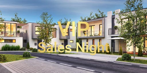 October 2019 VIP Sales Night