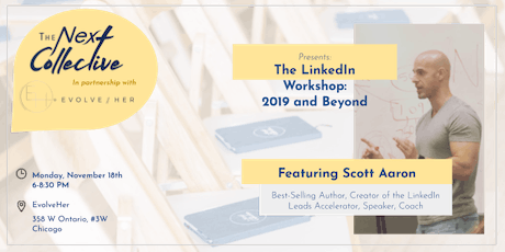 LinkedIn Workshop for 2019 and Beyond tickets