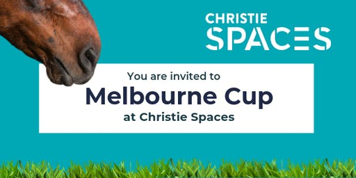 Melbourne Cup at Christie Spaces