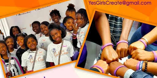 Yes Girls Create Experience