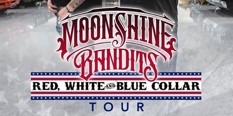 Moonshine Bandits Red, White & Blue Collar Tour tickets