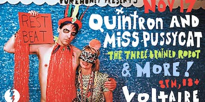 Quintron and Miss Pussycat, The Three Brained Robot, tba