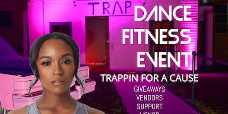 Trappin for a Cause | Breast Cancer Awareness Dance Fitness Event tickets