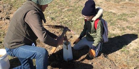 Community Conversation: Restoring threatened native plants in Goulburn tickets