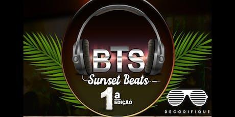 BTS Sunsetbeats ingressos