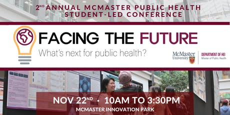Facing the Future: What's Next for Public Health? tickets