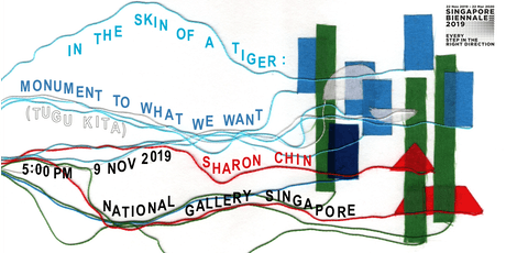 In the Skin of A Tiger: Monument to What We Want (Tugu Kita) tickets