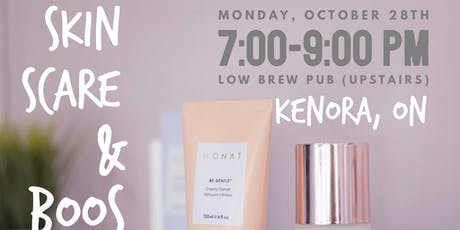 Skin Scare & Boos Party (Meet MONAT) tickets