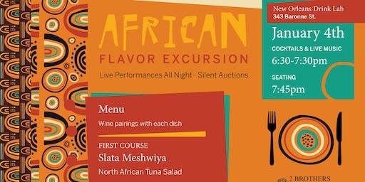 African Flavor Excursion