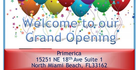 Grand Opening New Office  tickets