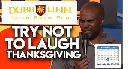 On the Eve of Thanksgiving Comedy Special! tickets