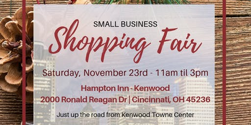 Small Business Shopping Fair